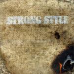 新たなる戦場へ STRONG STYLE