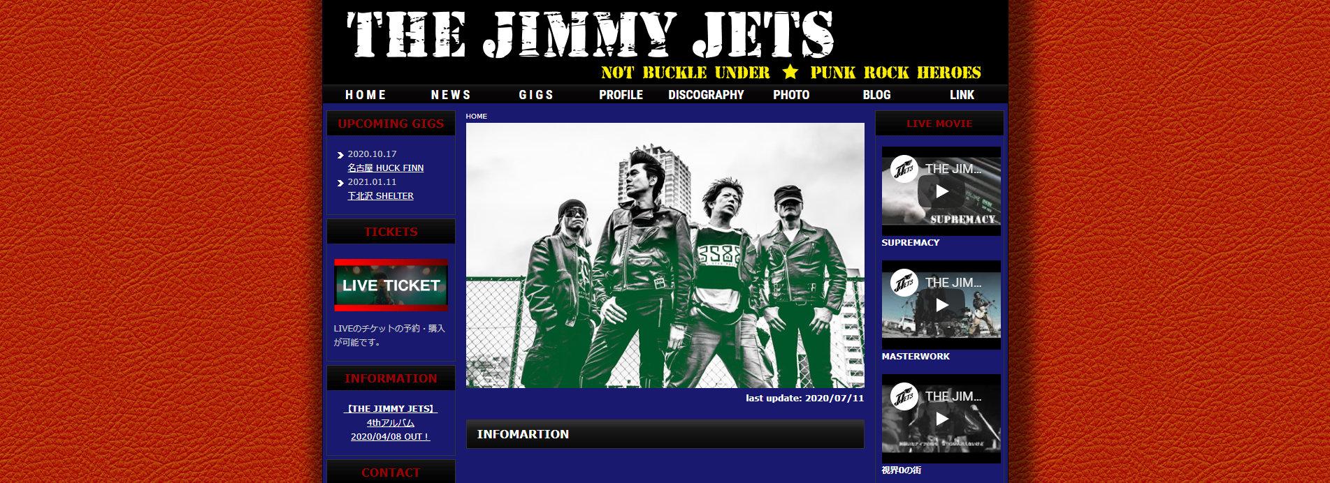 THE JIMMY JETS