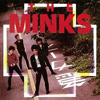 THE MINKSファーストアルバム
