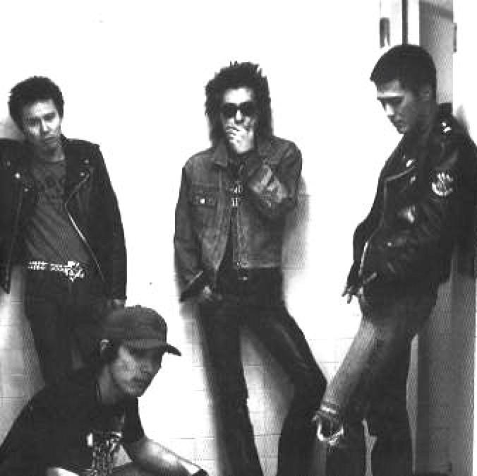 THE POGO バンド