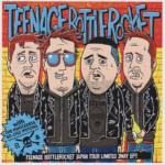 Teenage Bottlerocket Japan Tour Limited 3Way EP